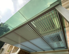 Architectural Glass Laminated Glass 2 1