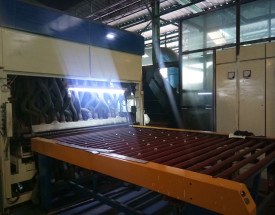 Our Facility bending and tempering machine mesin bending and tempering