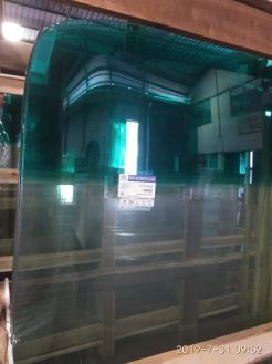 Automotive Glass Bending Tempered